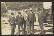 Founders of the Mt. Tamalpais Scenic Railway