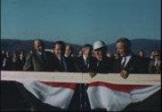 Dedications Ceremonies/Reagan/Brown/State Water Project