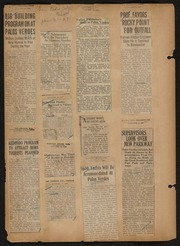 Palos Verdes Project General Publicity Scrapbook January 1927 - December 1928