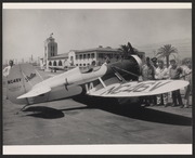 G-B Racer, 1933 National Air Races