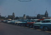 Disneyland, Knott's Berry Farm, Marineland, July 1957