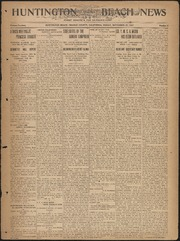 Huntington Beach News - 1917-09-21