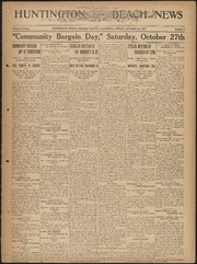 Huntington Beach News - 1917-10-26