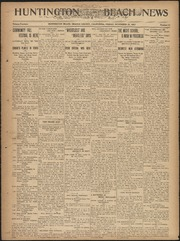 Huntington Beach News - 1917-11-23