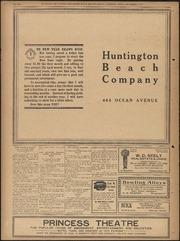 Huntington Beach News - 1917-12-21
