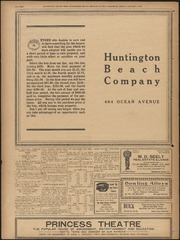 Huntington Beach News - 1918-01-04