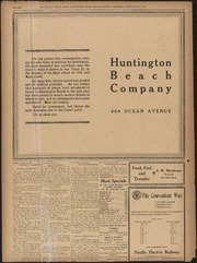 Huntington Beach News - 1918-05-10
