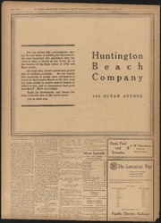 Huntington Beach News - 1918-05-17