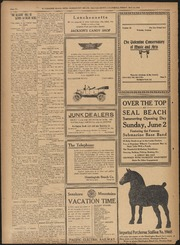 Huntington Beach News - 1918-05-24