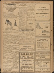 Huntington Beach News - 1918-05-31