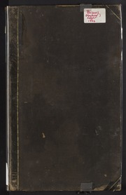 Ledger / Account Book - Parsons-Mayhew