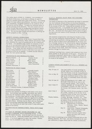 SF Art Association Newsletter - 1956-05-17