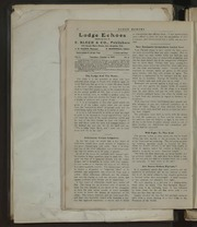 Lodge Echoes - 1900-10-04