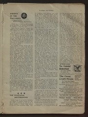 Lodge Echoes - 1901-01-21