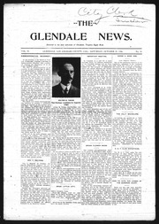 The Glendale News 1906-10-27