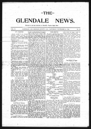The Glendale News 1906-11-10