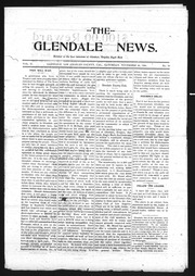 The Glendale News 1906-11-24