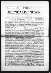 The Glendale News 1906-12-01