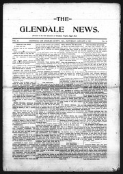 The Glendale News 1907-01-05
