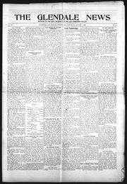 The Glendale News 1908-08-01