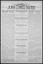 The Glendale Evening News 1916-01-24