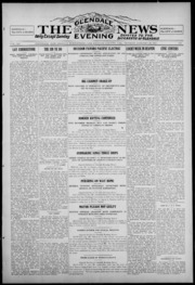 The Glendale Evening News 1917-01-29