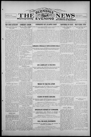 The Glendale Evening News 1917-09-15