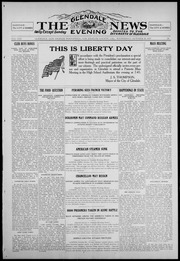 The Glendale Evening News 1917-10-24