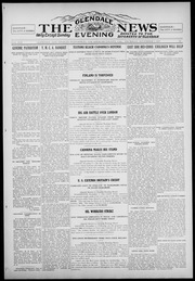 The Glendale Evening News 1917-11-01