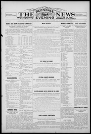 The Glendale Evening News 1918-04-09