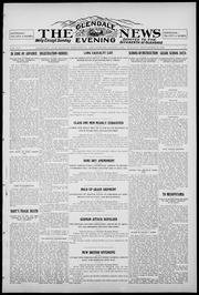 The Glendale Evening News 1918-09-10