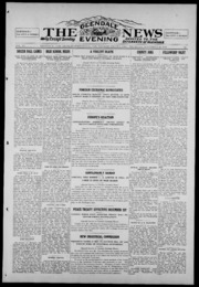 The Glendale Evening News 1919-11-20