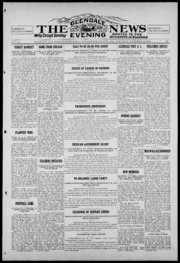 The Glendale Evening News 1919-11-22