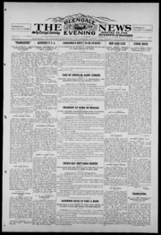 The Glendale Evening News 1919-11-24