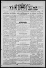 The Glendale Evening News 1919-11-28