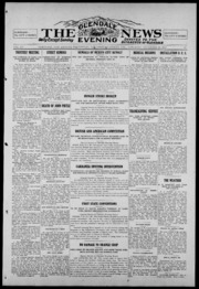 The Glendale Evening News 1919-11-29