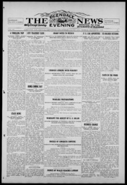 The Glendale Evening News 1919-12-01