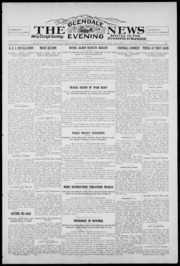 The Glendale Evening News 1920-01-10