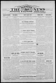 The Glendale Evening News 1920-01-13
