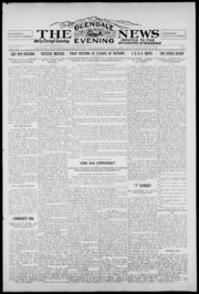 The Glendale Evening News 1920-01-16