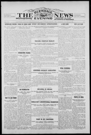 The Glendale Evening News 1920-01-20