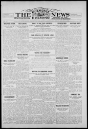The Glendale Evening News 1920-01-23