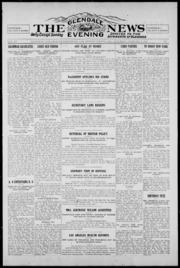 The Glendale Evening News 1920-02-07
