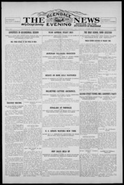 The Glendale Evening News 1920-02-20