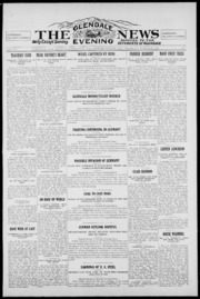 The Glendale Evening News 1920-03-25