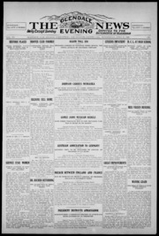 The Glendale Evening News 1920-04-21