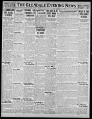 The Glendale Evening News 1922-07-21