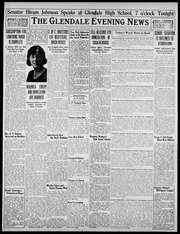 The Glendale Evening News 1922-08-02