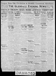 The Glendale Evening News 1923-01-15