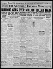 The Glendale Evening News 1923-01-31